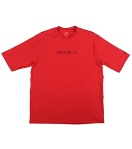 O'NeillBasic Rash T ss Red